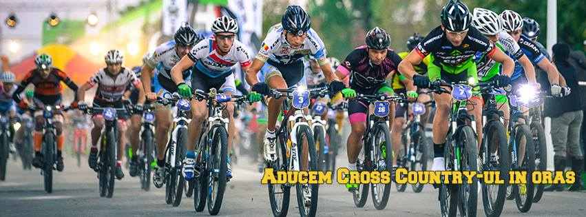 MoonTimeBike Aducem Cross Country-ul in oras