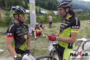 Árpád Kelemen și Daniel Sărdan, Surmont MTB Challenge 2014