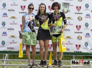 Doina Țiței și Silvia Dinu, Surmont MTB Challenge 2014
