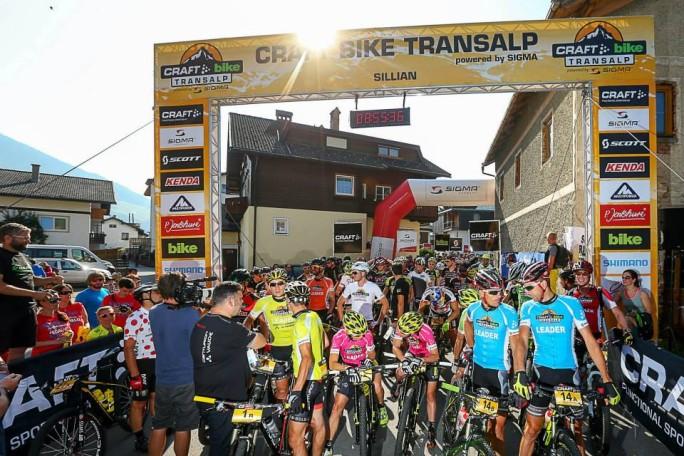 Robert Dobai participa in echipa cu Wouter Cleppe la TransAlp